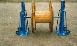 hydraulic cable drum jack  from ADEX  PHIJU@ADEXUAE.COM/ SALES@ADEXUAE.COM/0558763747/05640833058