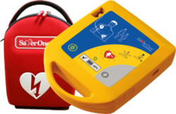 Automated External Defibrillator  AED  from MASTERMED EQUIPMENT TRADING LLC