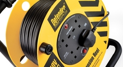DEFENDER CABLE REEL from GOLDEN ISLAND BUILDING MATERIAL TRADING LLC