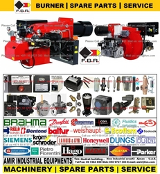 Hot air machine parts Service in Sharjah UAE  from AMIR INDUSTRIAL EQUIPMENTS