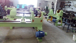 Spinning Rolling Lathe