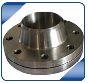 Weldneck Flanges from RAJRATAN STEEL CENTRE