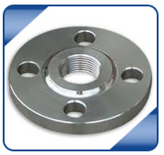 Threaded Flanges from RAJRATAN STEEL CENTRE