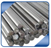 Hardened & Tempered Round Bars from RAJRATAN STEEL CENTRE