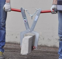 KERB STONE LIFTER from GOLDEN ISLAND BUILDING MATERIAL TRADING LLC