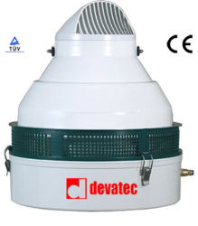 Devatech- Steam Humidifier from VACKER GROUP