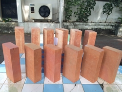 Red constructive bricks in uae from DAR AL JAWDA BUILDING MATL TR