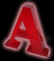 Acrylic 3D letter from ADEX INTL INFO@ADEXUAE.COM/PHIJU@ADEXUAE.COM/0558763747/0564083305