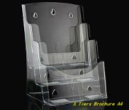Acrylic Magazine Stand Supplier in UAE from STEADFAST GLOBAL INDUSTRIAL SUPPLIES FZE