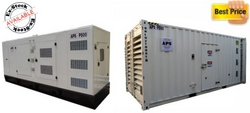 GENERATORS & ALTERNATORS MFRS & SUPPLIERS from ASSOCIATED POWER SOLUTIONS