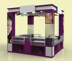 Kiosk design UAE from COLOURS ALUMINIUM & GLASS LLC