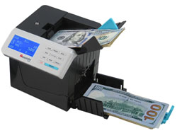 CASSIDA CUBE PORTABLE CURRENCY COUNTER from SIS TECH GENERAL TRADING LLC