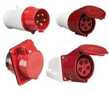 Industrial Plug & Sockets Suppliers in Abudhabi from SPARK TECHNICAL SUPPLIES FZE