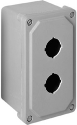 Allied Moulded Pushbutton Enclosure in uae from WORLD WIDE DISTRIBUTION FZE