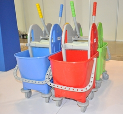 Color Coded Mop Buckets In UAE from DAITONA GENERAL TRADING (LLC)