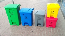 Color Coded Garbage Bin In UAE from DAITONA GENERAL TRADING (LLC)