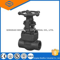 forged steel gate valve from QINGDAO BESTFLOW INDUSTRIAL CO., LTD.
