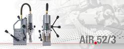 EUROBOOR PNEUMATIC MAGNETIC DRILL MACHINE AIR.52/3 from ADEX  PHIJU@ADEXUAE.COM/ SALES@ADEXUAE.COM/0558763747/05640833058