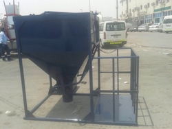 CONCRETE BUCKET from AZIRA INTERNATIONAL