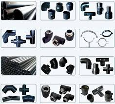 We Supply C.S SMLS & C.S ERW Pipes and Pipe Fittin from SPARK TECHNICAL SUPPLIES FZE