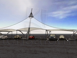 SHADE STRUCTURE from GZONE GENERAL TRADING & CONTRACTING