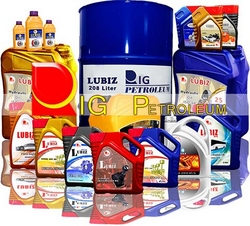 LUBRICANTS : EXTERNAL/INTERNAL from RIG PETROLEUM