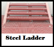STEEL LADDER IN UAE from TIMOR DUBAI