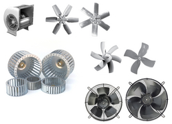 Blower Wheels & Fans UAE from THERMAL ENERGIA SYSTEM TRADING LLC