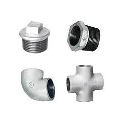 Malleable Pipe Fittings from NANDINI STEEL