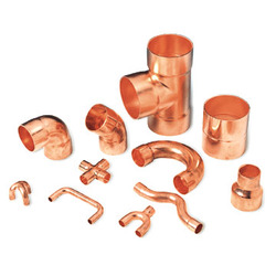 Copper Fittings from NANDINI STEEL