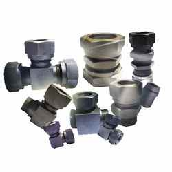 Ferrule Tube Fittings from NANDINI STEEL