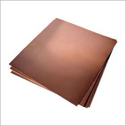Copper Sheet from NANDINI STEEL