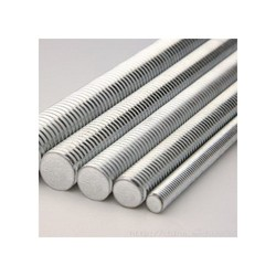 Steel Threaded Rod from NANDINI STEEL