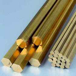 Brass Rods from NANDINI STEEL