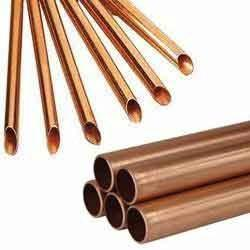 Copper Plain Tubes from NANDINI STEEL