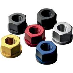 Aluminum Nuts from NANDINI STEEL