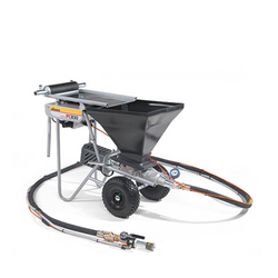 Wagner PC 830 Texture Pump - plaster spraying from OTAL L.L.C