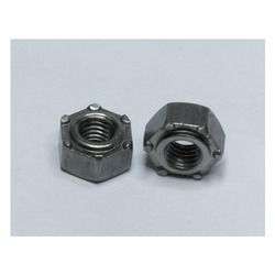 Hexagon Weld Nut from NANDINI STEEL