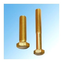 Copper Screw from NANDINI STEEL