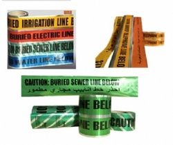 UNDERGROUND DETECTABLE TAPE from ADEX INTERNATIONAL