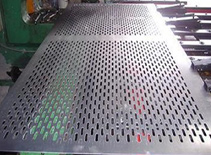 Perforated Plates/ Heavy Perforations from RAJESH STEEL