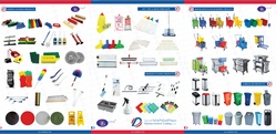 Cleaning Equipments In UAE from DAITONA GENERAL TRADING (LLC)