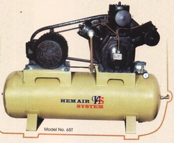 High Pressure Air Compressor from HEM AIR SYSTEM
