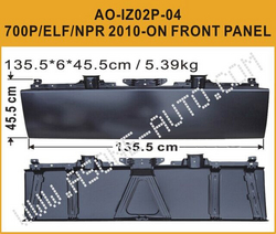 Best Price 2010 ISUZU 700p NPR Front Panel from YANGZHOU ASONE IMPORT&EXPORT CO.,LTD.
