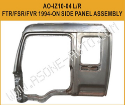 Best Price ISUZU FTR/FSR/FVR 1994 Front Door Side  from YANGZHOU ASONE IMPORT&EXPORT CO.,LTD.