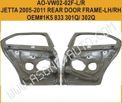 Hot Selling Rear Car Door Frame For JETTA A5 from YANGZHOU ASONE IMPORT&EXPORT CO.,LTD.