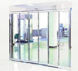 TELESCOPE SLIDING DOOR IN UAE from ACHILAN DOOR TRADING