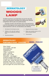 WOODS LAMP FOR DERMA   FOR ENQ CONTACT: 0554215563 from MASTERMED EQUIPMENT TRADING LLC