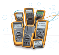 Multimeters - Fluke from SYNERGIX INTERNATIONAL