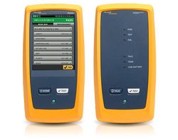 DSX 5000 CableAnalyzer - Fluke Networks from SYNERGIX INTERNATIONAL